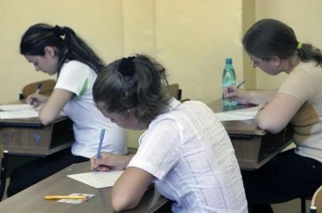 elevi în bănci