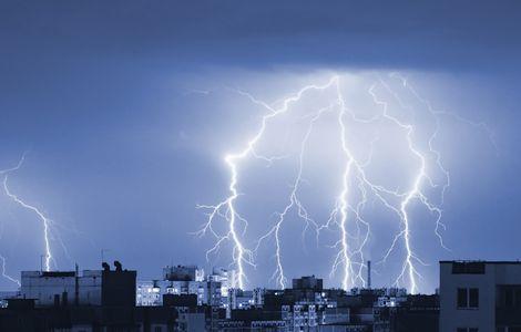 furtuna fulgere
