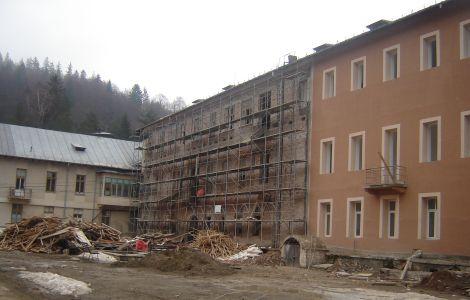 spitalul Bisericani