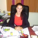Andreea Balcan, director economic marsat roman