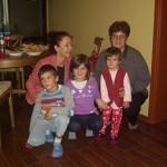 Stoica si copiii