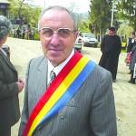 Iuliu Savin, primar Ghindaoani