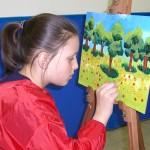 copii pictori