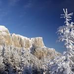 poveste de iarna (vf. Ocolasul Mare, Ceahlau)