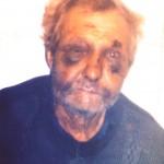 Constantin Trasnea dupa ce a fost batut