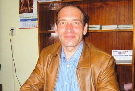 Petru Bîia, primar Poiana Teiului