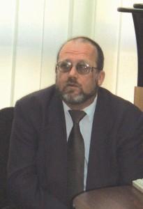 Ioan Ghiuta, directorul Unitatii Fitosanitare Neamt