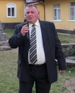 Ovidiu Nisa, primar Borca