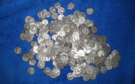 dinari romani 1