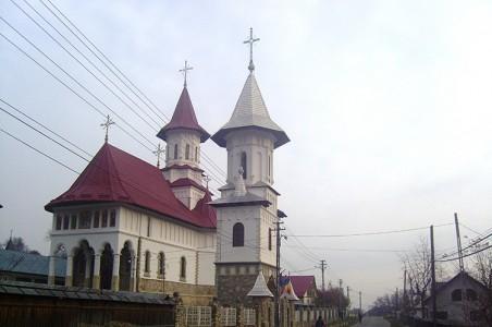 Piatra Soimului, biserica