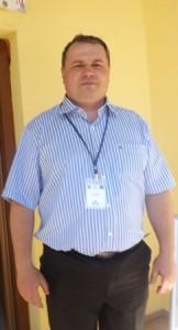 Mircea Valeriu Nistor, viceprimar Tarcău