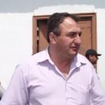 Tina-Pânceşti, primar Augustin Holmanu