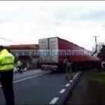 accident tir
