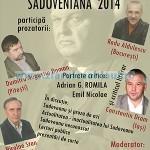 Afis 11_05_2014 Sadoveniana