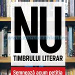 petitie timbru literar