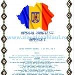 simpozion memoria demnitatii romanesti