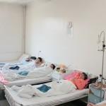 Spital, salon endocrine