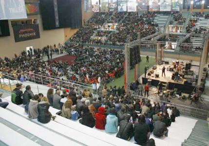 concerte Sala Polivalenta