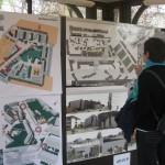 proiecte pietonal expuse in 2011