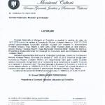 Hotarare CNMC