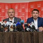 PSD Conferinta de presa Piatra Neamt