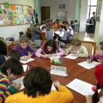 proiect lectura centre de plasament