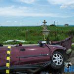 Accident E85 masina BC03