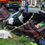 Accident E85 masina BC04