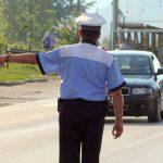 soferi control alcool politist