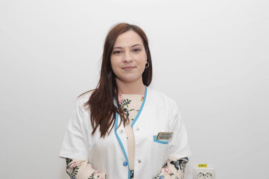 Dr. Gabriela Mihaela Pinzariu