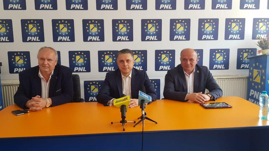 Conferinta PNL 7 iunie - Cozmanciuc AluiGheorghe